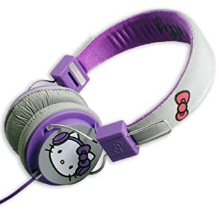 Review and Buying Guide of Cheap  Hello Kitty Folding Over-Ear Headphones Compatible