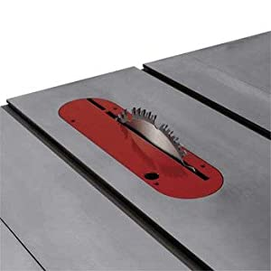 Delta 34 154 Standard Table Insert For Right Tilt Unisaws And Contractors Saws Table Saw