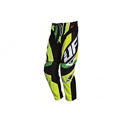 Pantalon ufo century jaune/noir/vert t34 - Ufo 43300934