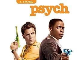 Psych - Staffel 4