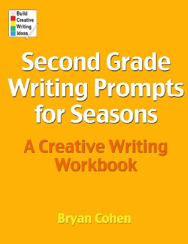 Second Grade Writing Prompts for Seasons: A Creative Writing Workbook