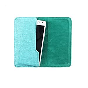 DooDa PU Leather Pouch Case Cover With Card / ID Slots For HTC One SV