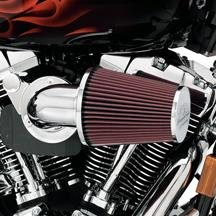 "SE ""Heavy Breather"" Air Cleaner Kit - Chrome 29299-08"