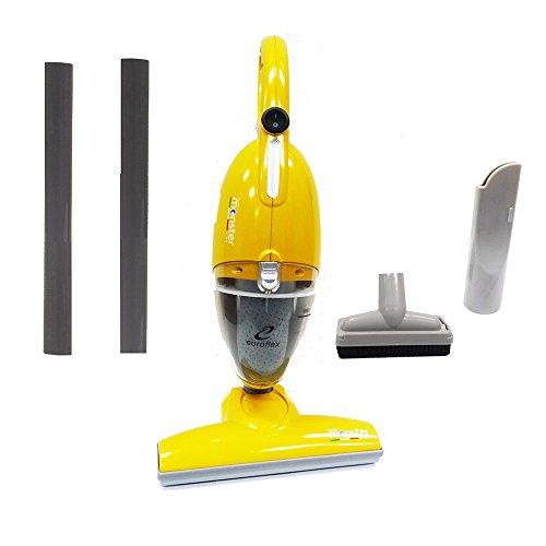 Euroflex Hand Vacuum / Stick Vacuum Ho55 Monster 500-Watt Cyclonic Heavy-Duty Yellow front-177766