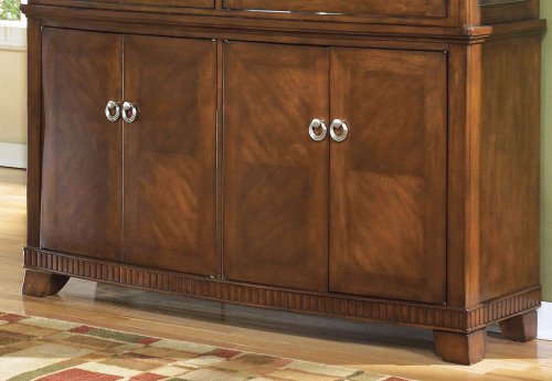 Buy Low Price Ashley Buffet  – Natural Wood (D491-80) (D491-80)