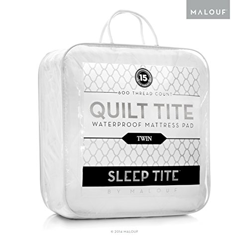 Sleep Tite By Malouf 600 Thread Count Quilt, California King front-15287