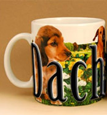 Dachshund - Coffee Mug