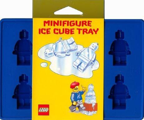 lego minifigure ice cube tray