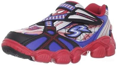 Stride Rite X-CeleRacers Spider-Man Sneaker (Toddler/Little Kid),Red,8.5 M US Toddler