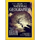 img - for Vol. 187, No. 6, National Geographic Magazine, June 1995; Brain; California Sea Otters; Israel's Galilee; New Views of the Holy Land; Puget Sound book / textbook / text book