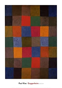 New Harmony, C.1936 - Poster by Paul Klee (24 x 34)