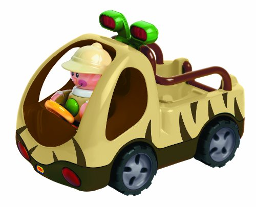 Tolo Toys First Friends Safari Vehicle front-868649