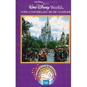 Walt Disney World 25th Anniversary Music Sampler