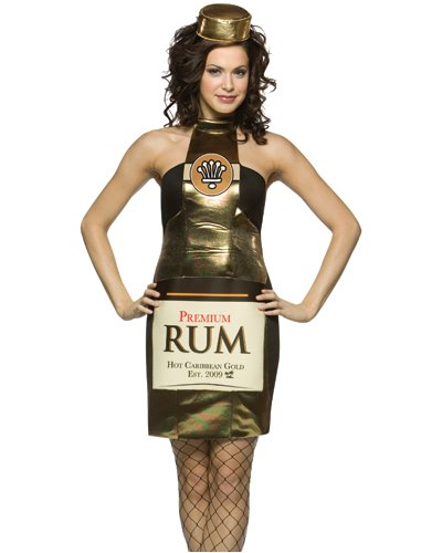 Rasta Imposta Top Shelf Rum Costume