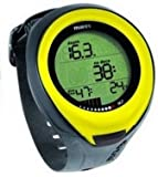Mares Puck Pro Wrist Computer Yellow
