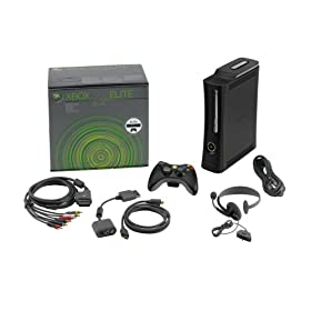 Amazon - Xbox 360 Elite System Console - $424.99 shipped