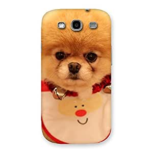Ajay Enterprises Elite Cutesty Pup Back Case Cover for Galaxy S3 Neo
