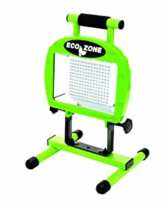 Designers Edge L1301 180-LED Rechargeable Portable Super Bright LED Worklight, Green