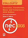 Stallcup's Generator, Transformer, Motor and Compressor, 2008 Edition - 076375255X