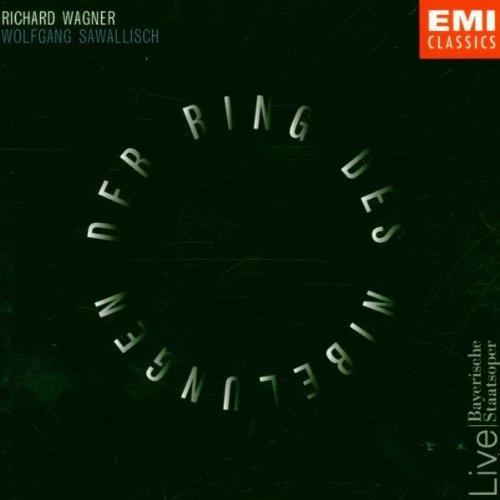 Wagner - Der Ring des Nibelungen (Ring Cycle) / Sawallisch, Bayerischer Staatsoper (Wagner Sawallisch compare prices)