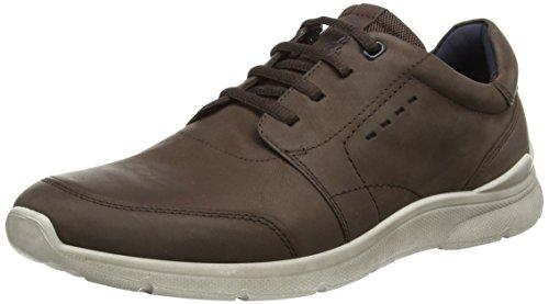 ecco-irondale-sneakers-da-uomo-colore-marrone-coffee02072-taglia-42-eu-8-uk