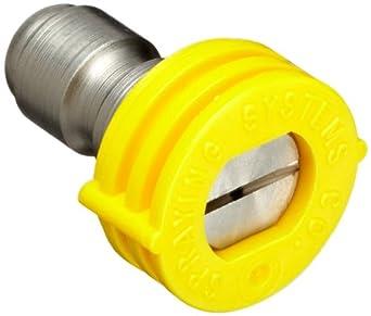Dixon MSP Series Quick Connect Brass Spray Nozzle, Straight Plug