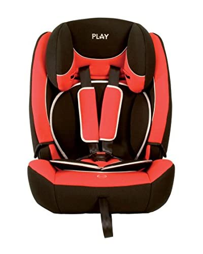 Casualplay Silla Automóvil Safe One Grupo 1,2,3 Rojo