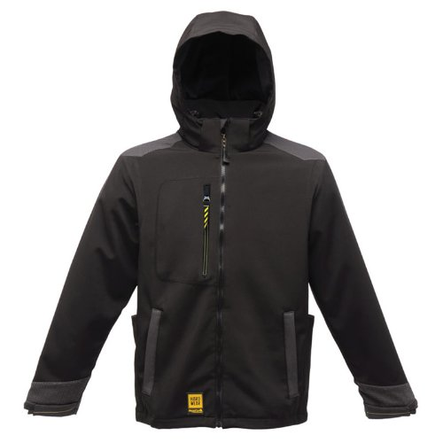 Regatta Mens Hardwear Enforcer Softshell Jacket