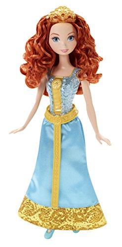 Disney Sparkle Princess Merida Doll