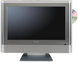 Toshiba 20HLV86 20-Inch LCD HDTV with DVD Player