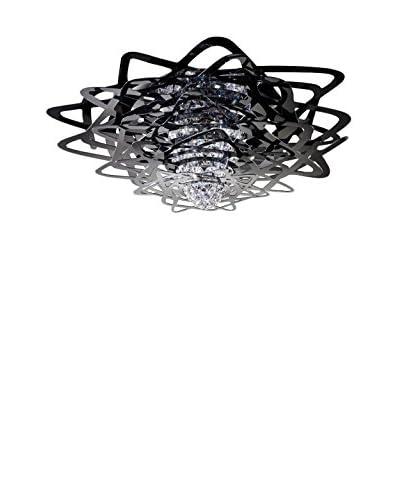 SLAMP Lámpara de techo Aurora Negro
