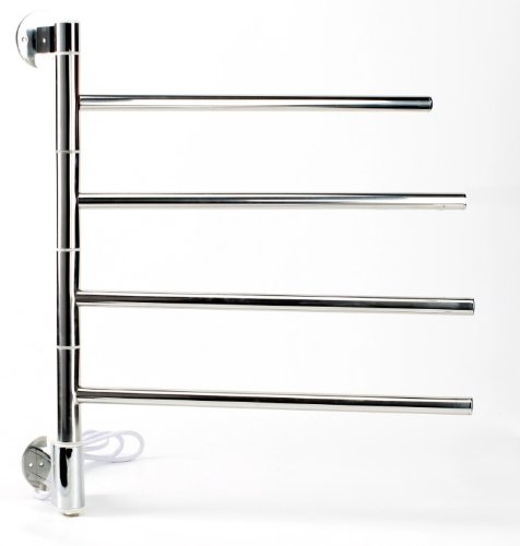 Napoli Electric Heated Towel Rail H640mm W530mm
