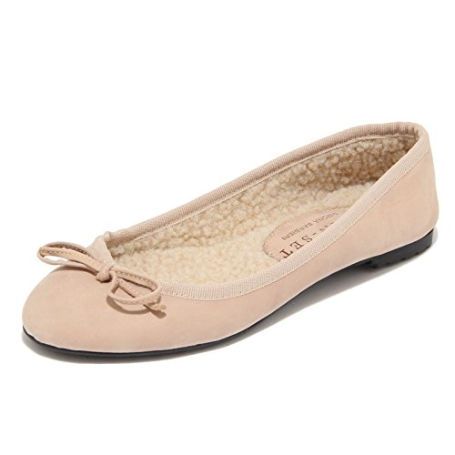 81325 ballerina TWIN-SET SIMONA BARBIERI scarpa donna shoes women [40]