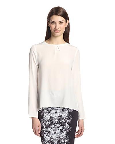Nicole Miller Women's Silk Top