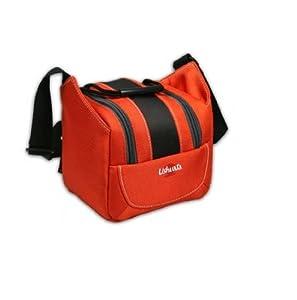 Port Designs Ushuaia - 400403 - Sac pour appareil photo Orange/Noir