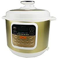 Midea 7-in-1 Programmable Pressure Cooker & Cooking Pot (MYCS6002W)