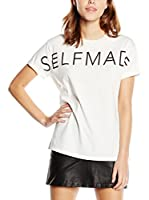 Lee Camiseta Manga Corta T-Shirt (Blanco)