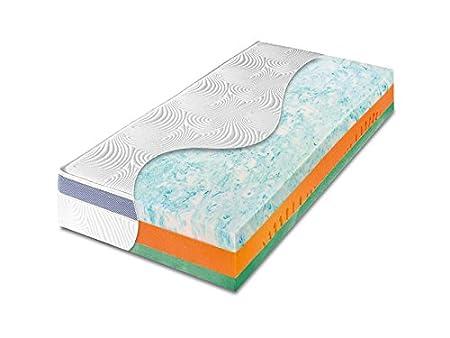 Dunlopillo Aqualite 2500 Formschaum-Matratze mit Coltex-Kern und AquaLite, H2, Größen Matratzen:140 x 200 cm