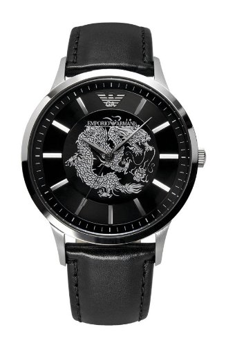 Emporio Armani Men's Year of the Dragon 2012 Watch Ar2455 (Limited Edition)