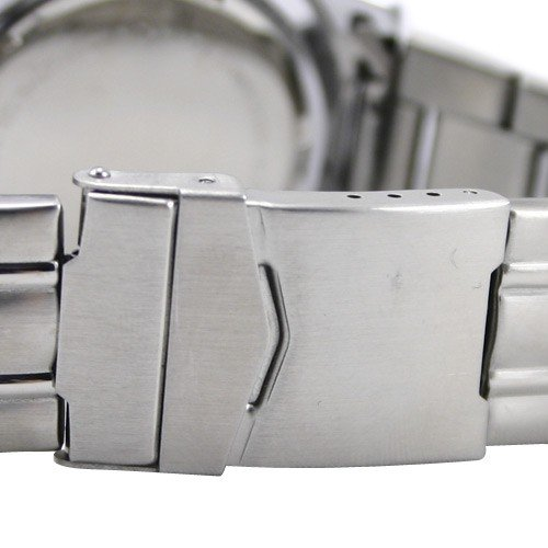 Florida Gators Men's Anochrome Sport Watch with Stainless Steel Band