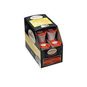 Timothy's World Tea, African Rooibos Tea, K-Cup for Keurig Brewers, 25count $9.76