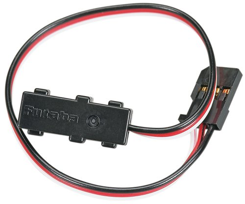 Futaba AEC13 Dual Servo with Extension 6 J