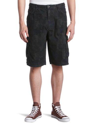 Vans Gurnard Men's Shorts Black Floral Camo W34 IN