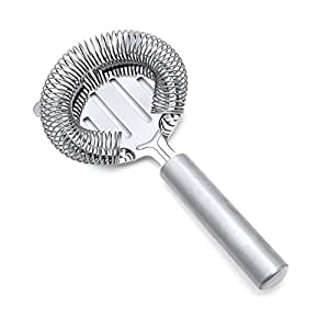 Swissmar Stainless Steel Cocktail Strainer