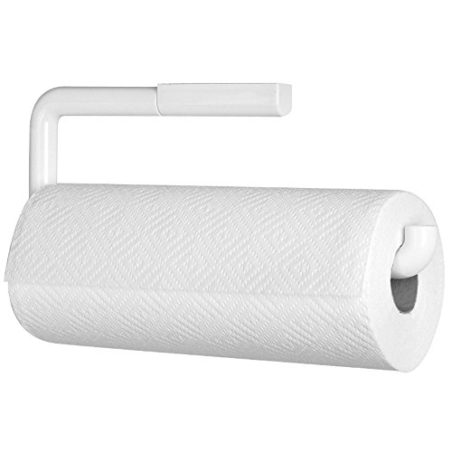 Interdesign Paper Towel Holder White Home Garden Bathroom
