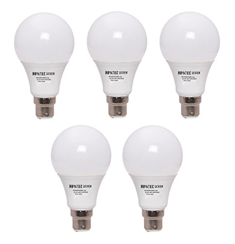 9W-LED-Bulb-(Cool-White,-Pack-of-5)