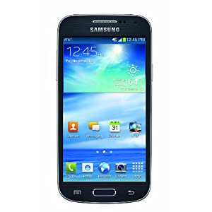 samsung galaxy s4 mini black 16gb at t. Black Bedroom Furniture Sets. Home Design Ideas