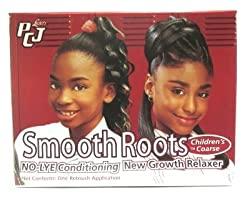 Lusters PCJ Smooth Roots Coarse Child Relaxer