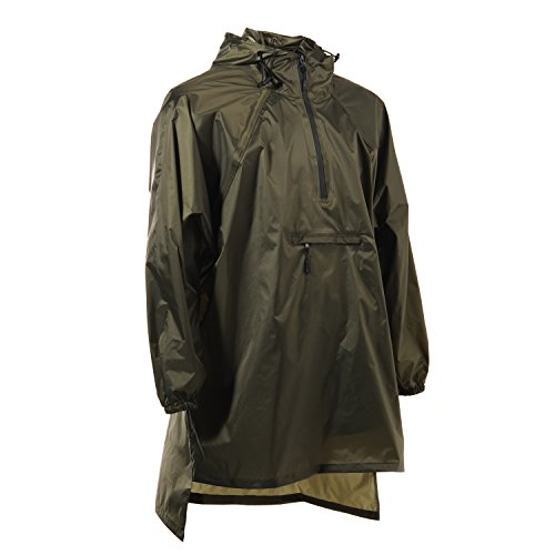4ucycling Light Weight Easy Carry Wind Raincoat and Outdoor Rain Jacket Poncho (Bicycle Rain Jacket compare prices)