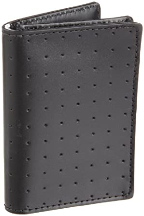Jack Spade Business Card Wallet, Black, One Size